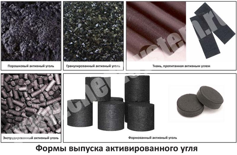 Активированный уголь своими руками из угля 68